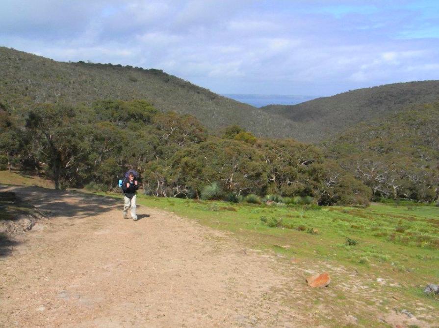 Eagle Waterhole Heysen Trail