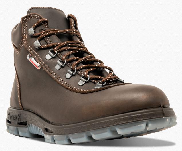 Redback Hiking Boot Everest made in Australia side shot