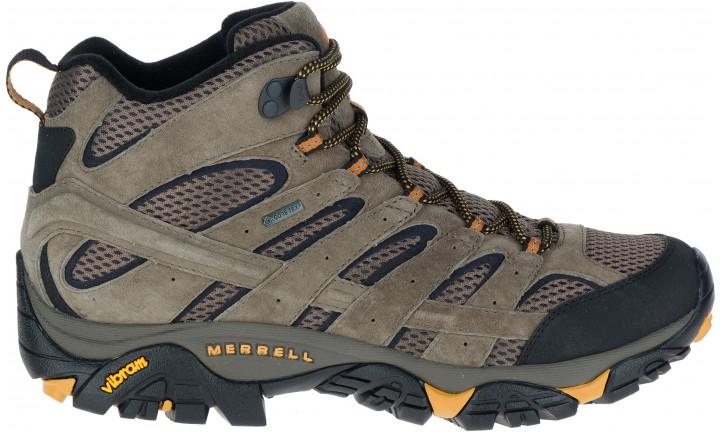 Merrel Moab hiking boots