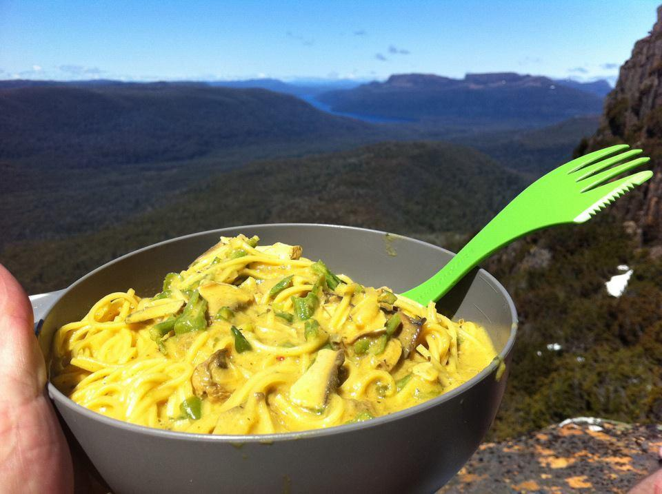 stive dehydrated meal in tasmania
